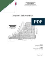 Diagrama Psicrométrico