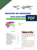 Boletin de Misiones 02-07-2012