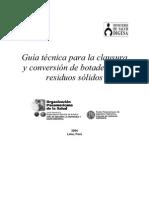 GUÍA CLAUSURA DE BOTADEROS (1)