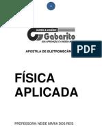 Apostila de Eletromecanica Fisica Aplicada bd76f227d2