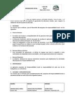 I-HSE-001 Programa de R. Social v.0