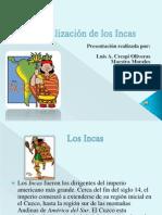 Informe Incas Luis