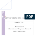 Session 11-Introduction Service Operations