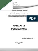 Manual de Porcicultura