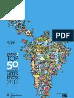 Brandz Top 50 most valuable Latin-American Brands 2012