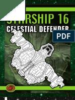D20 Modern - Future - Starship 16 - Celestial Defender
