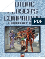 D20 Modern - Future Player's Companion Tomorrows' Hero
