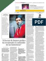 Entrevista a Alberto Montt