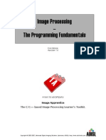 Digital Image Processing - Programming Fundamentals
