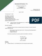 Brief - Amici Curiae - Rep. Kiffmeyer and Sen Newman
