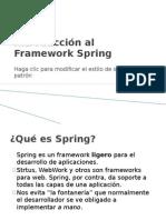 01. Spring Framework