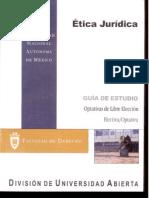 Etica Juridica-Optativas de Libre Eleccion Pag. 1-92