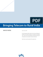 Vnl Wp Telecom Rural India