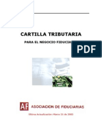 CARTILLA TRIBUTARIA FIDUCIAS