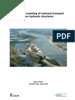 Numerical Modeling of Sediment Transport