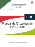 Manual de Organizacion Del h. Ayuntamiento de Macuspana(2)