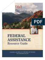 Federal Assistance Resource Guide