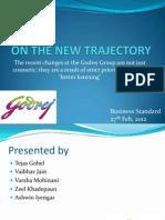 Business Environment Presentation