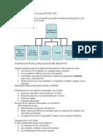 Análisis del Capitulo 7 de al norma ISO 9001 2008
