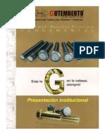 Catalogo Tornillos (GUTEMBERTO)