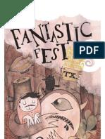 2007 Fantastic Fest Poster
