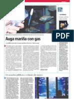 Auga mariña con gas
