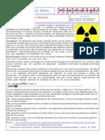 Energia Nuclear  - Fatec inverno de 2012