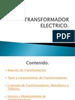 Transformador Electrico Expo