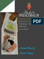 Pane E Vino Wine Dinner with photos