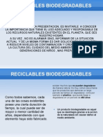 PRESENTACION BIODEGRADABLES1