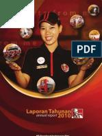 FAST Annual Report 2010