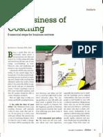 Choice Magazine Article - June 2012