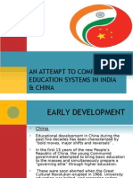India & China - A Comparision