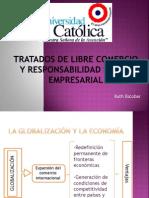 Tratados de Libre Comercio y Responsabilidad Social Empresarial