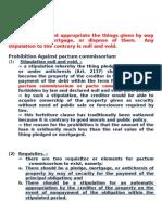 Pactum Commissorium - Complete Notes