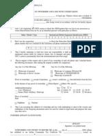 Complaint Lost Affidavit-NTC