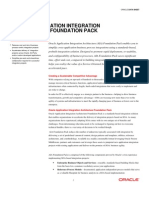AIA Foundation Pack