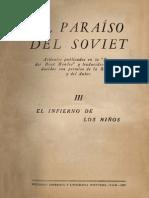 EL PARAÍSO DEL SOVIET III - EL INFIERNO DE LOS NIÑOS