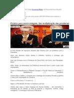 PiG Contra a Petrobrás