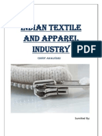 Swot analysis of textile industry