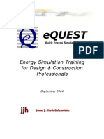 Equest Training Work Book