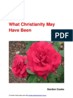 What Christianity Might Have Been