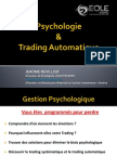 Psychologie & Trading Automatique