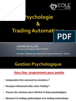 Psychologie & Trading Automatique