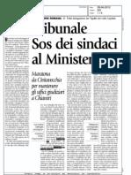 Corriere Mercantile Ed. Chiavari e Levante - 29 giugno 2012