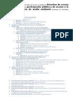 Ley 27-06 Informacion Medioambiente