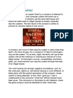 ethical hacking essay information security management critique the  ethical hacking essay ethical hacking essay white hat computer ethical hacking essay white hat computer security