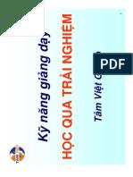 Ky Nang Giang Day Hien Dai