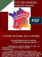 Les Symbol Es Del a France 1