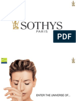 Sothys Corporate Documentation